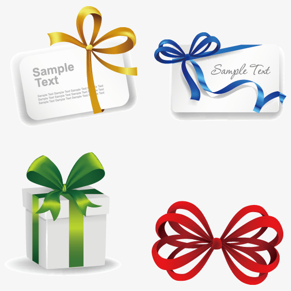 568x568 Gift Card Vector, Gift Vector, Card Vector, Bow Png And Vector For