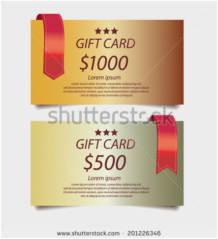 429x470 Gift Certificate Vector Amazing Gift Card Gift Voucher Template