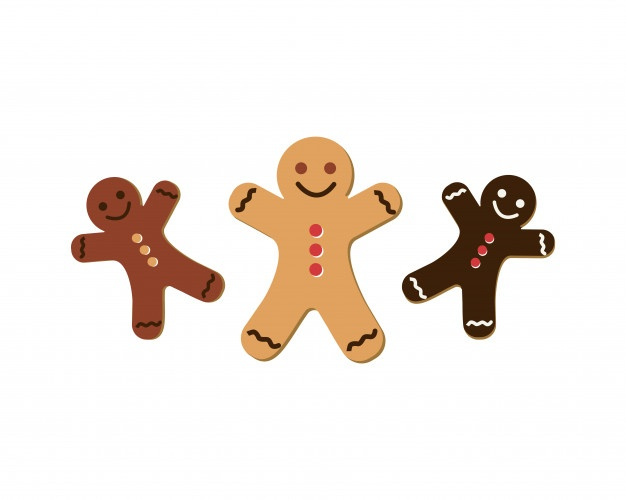 626x500 Gingerbread Man Vectors, Photos And Psd Files Free Download
