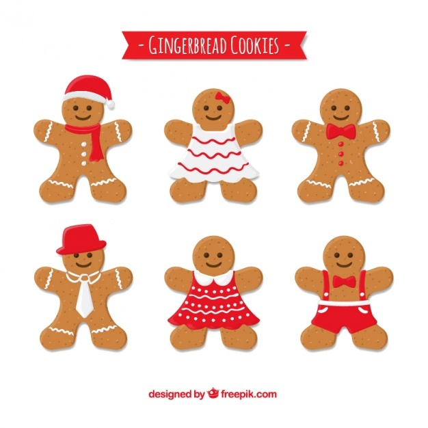 626x626 Gingerbread Vectors, Photos And Psd Files Free Download