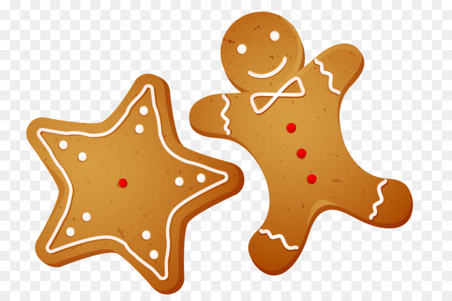 900x600 Gingerbread Man Biscuit Dessert