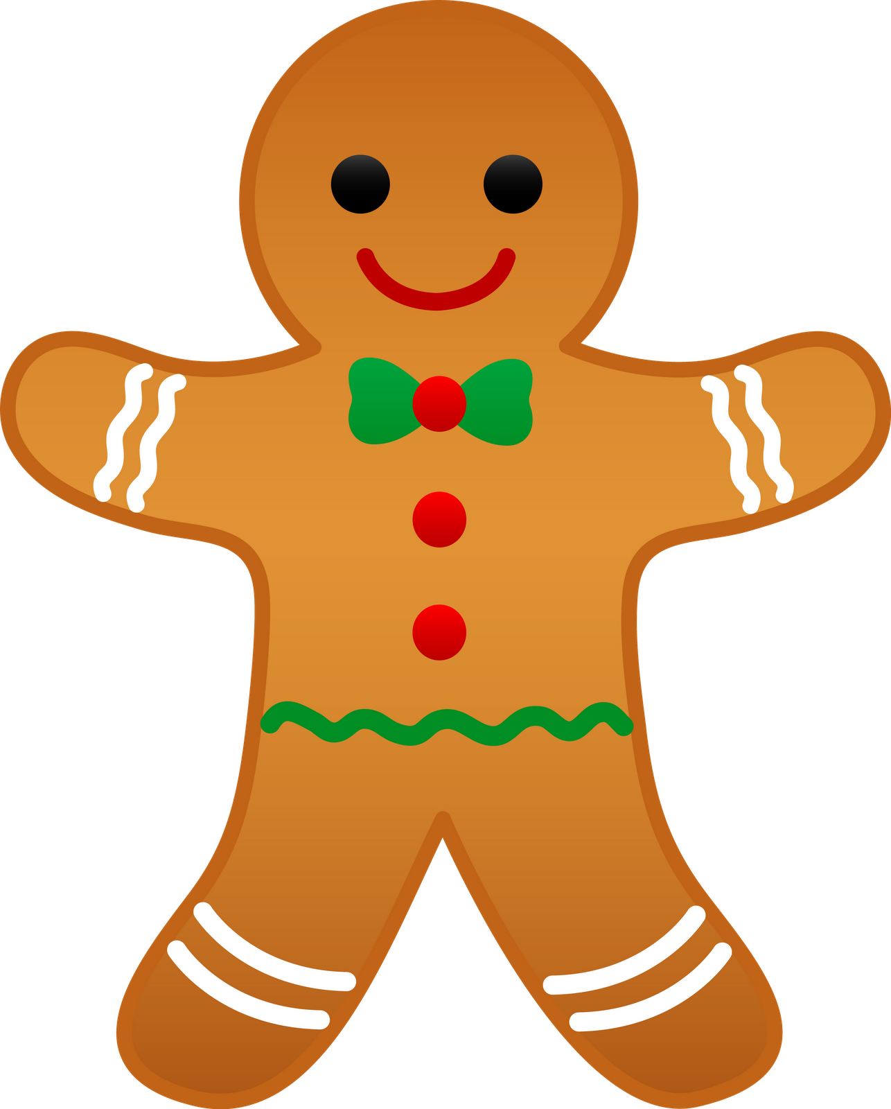 1286x1600 Gingerbread Vector Cookie ~ Frames ~ Illustrations ~ Hd Images