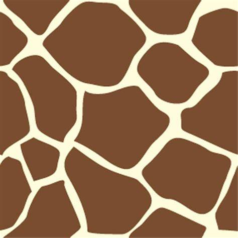 474x474 Giraffe Print Pattern. Giraffe Pattern Vector Art Ampamp Graphics