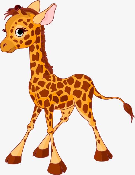 471x610 Painted Yellow Giraffe Pattern, Pattern Vector, Giraffe Clipart