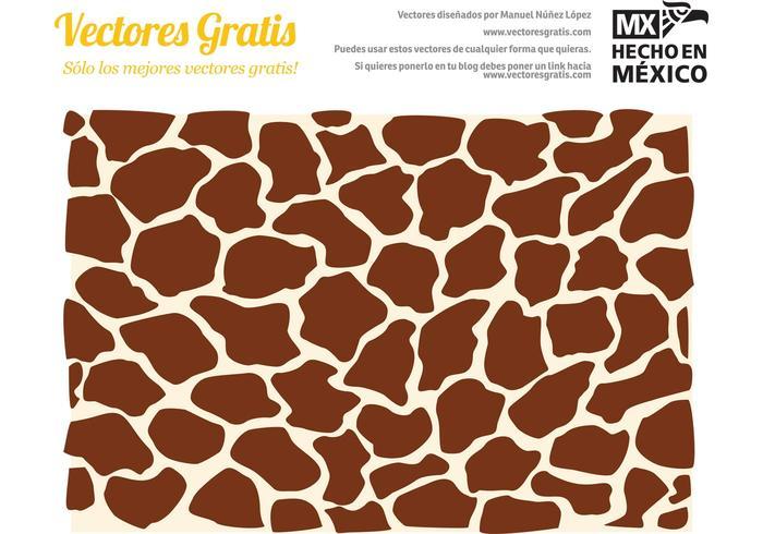 700x490 Free Giraffe Texture Vector