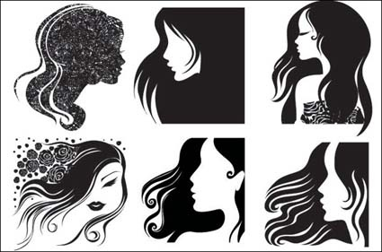 425x281 Free Download Of Hair Vector Graphics And Illustrations