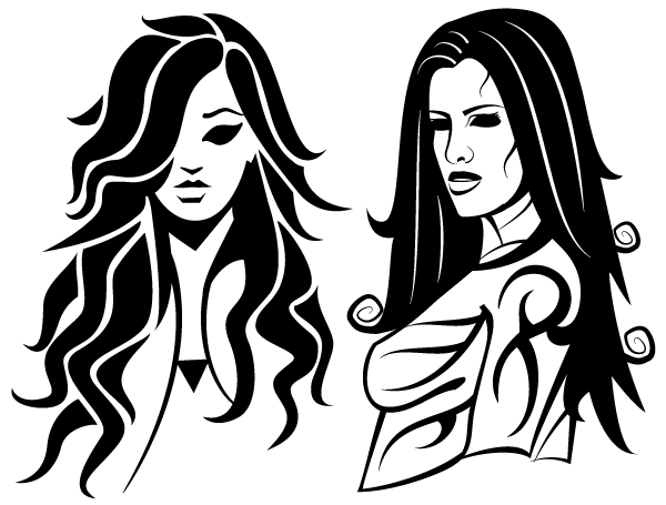 600x455 Free Beauty Girls Free Vector Art Psd Files, Vectors Amp Graphics