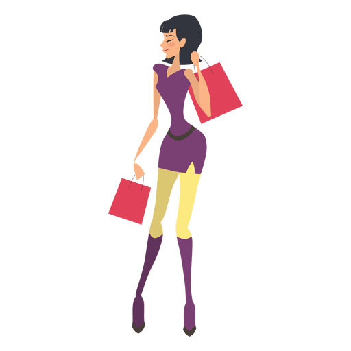 512x512 Collection Of Free Fashion Vector Girl. Download On Ubisafe