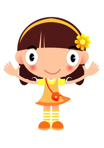 353x500 Collection Of Free Girl Vector. Download On Ubisafe