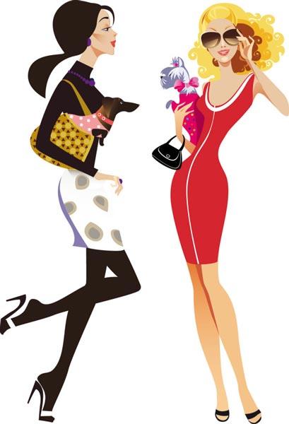 409x600 Fashion Girls