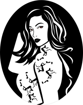 293x368 Saigon Girl Vector Png Images, Backgrounds And Vectors For Free