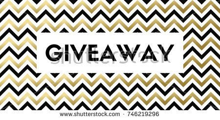 450x245 Giveaway. Vector Banner With Stylish Chevron Pattern My Vector