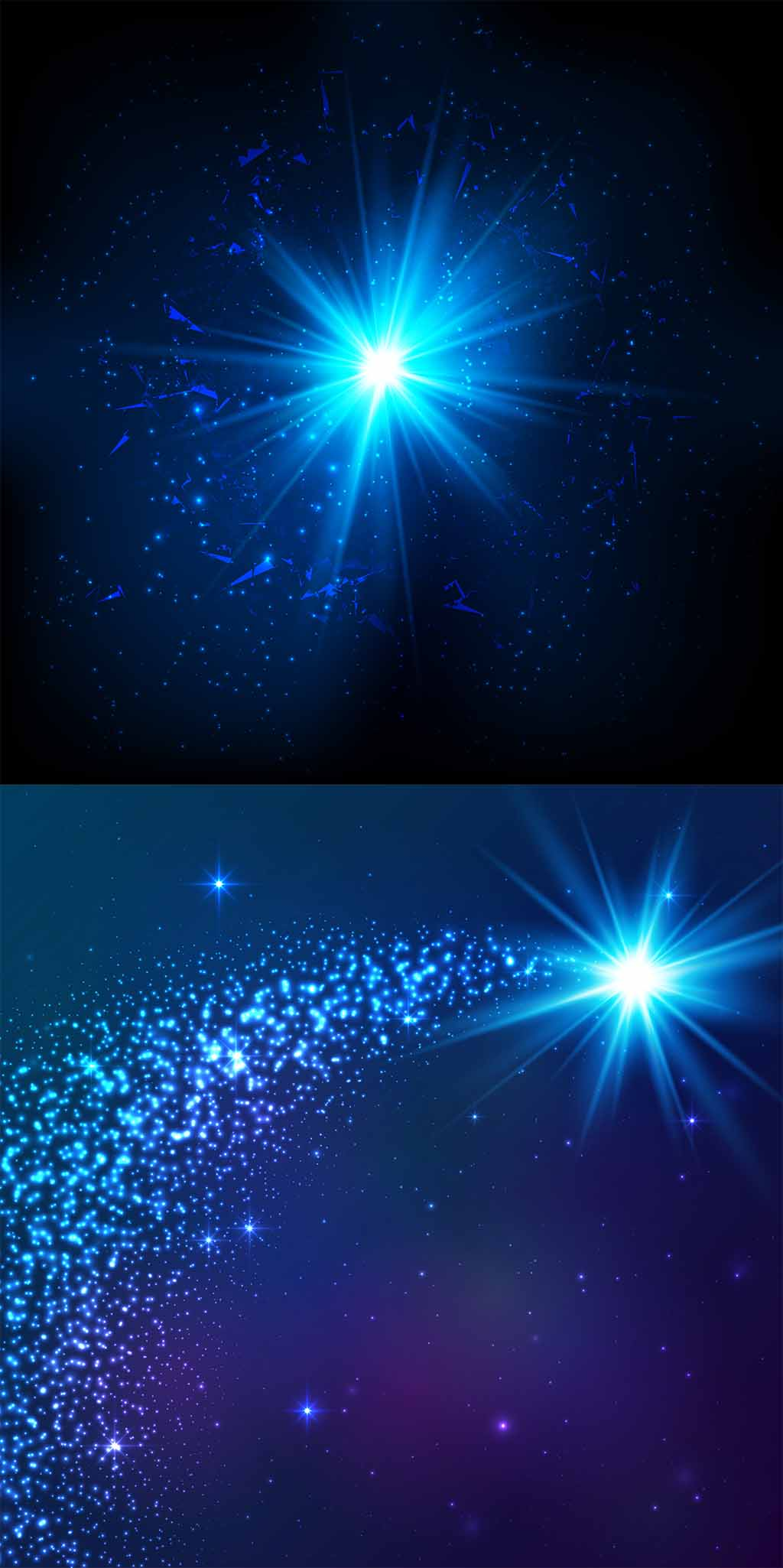 1024x2050 Hd Magic Light Glare Vector Free Download Eps Files