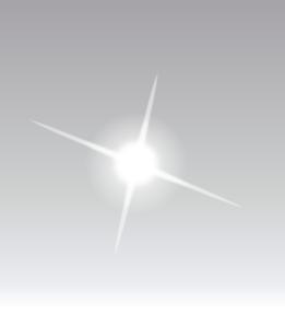 261x298 Star Glare Clip Art