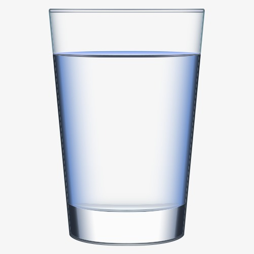500x500 Vector Cup, Glass, Cup, Water Png And Vector For Free Download