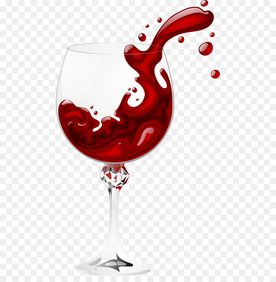 900x920 Red Wine Wine Glass
