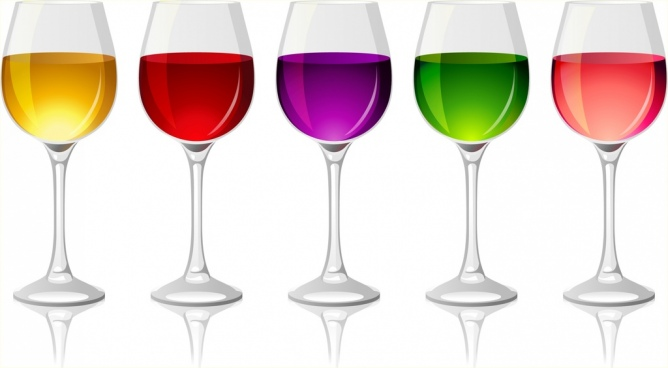 668x368 Wine Glass Free Vector Download (2,892 Free Vector) For Commercial