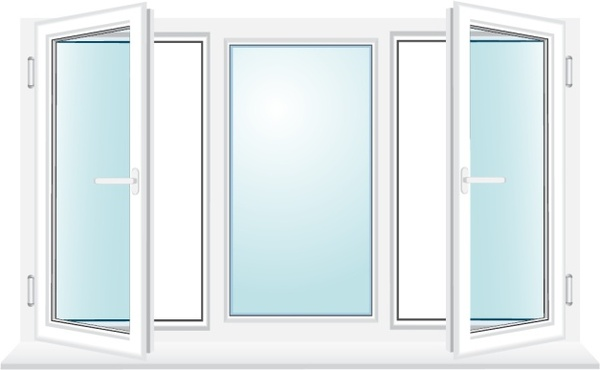 600x370 Plastic Windows Vector Free Vector In Encapsulated Postscript Eps