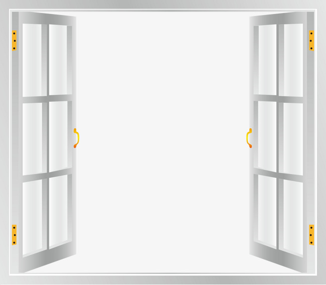 650x568 Vector Glass Windows, Window, Glass Windows, Cartoon Windows Png
