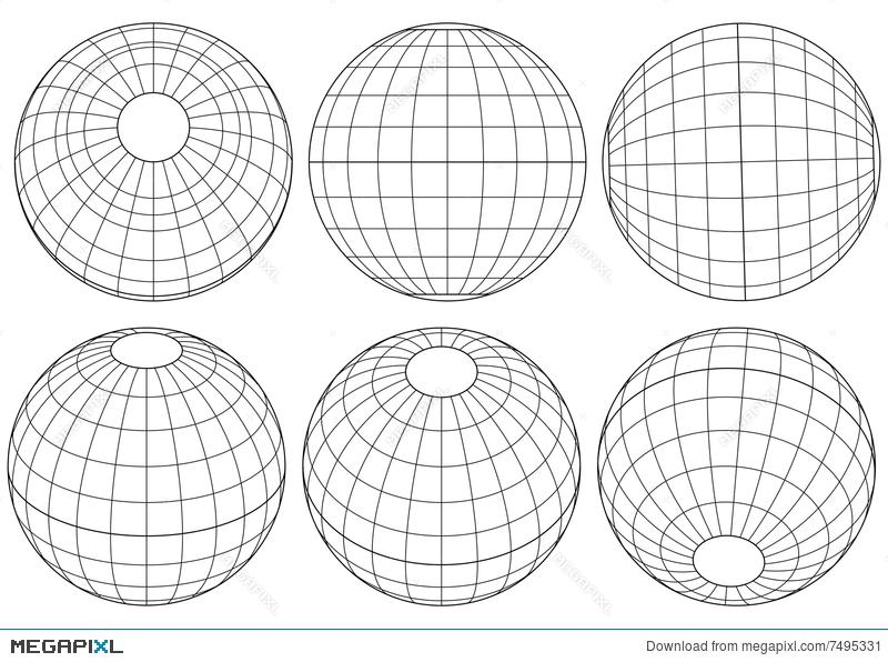800x596 Globe Grid