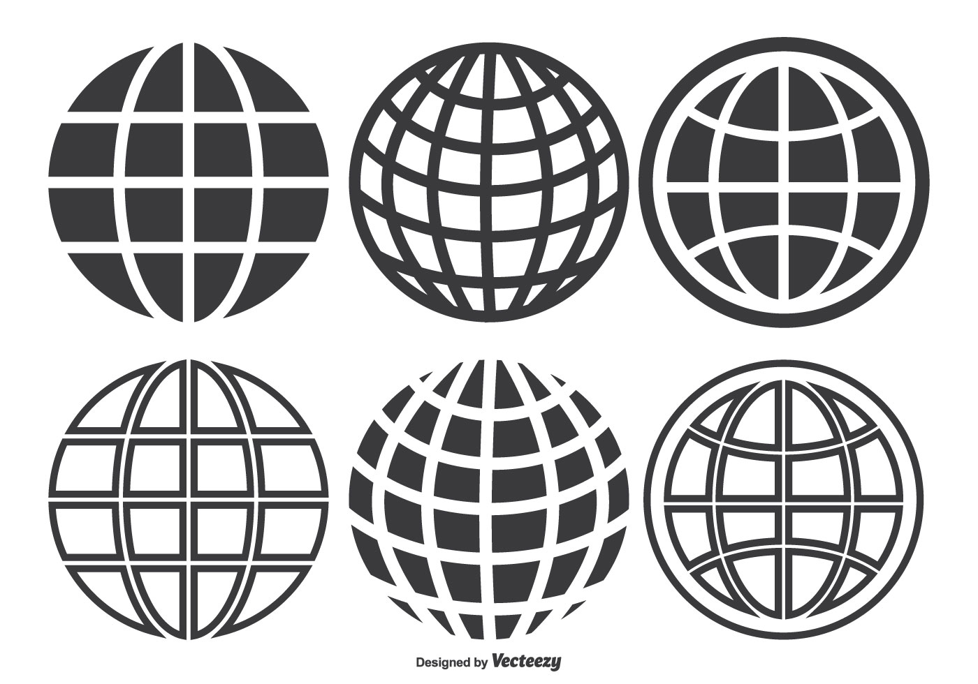 1400x980 Globe Grid Set