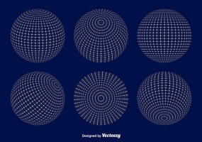 285x200 Globe Grids Free Vector Graphic Art Free Download (Found 1,744