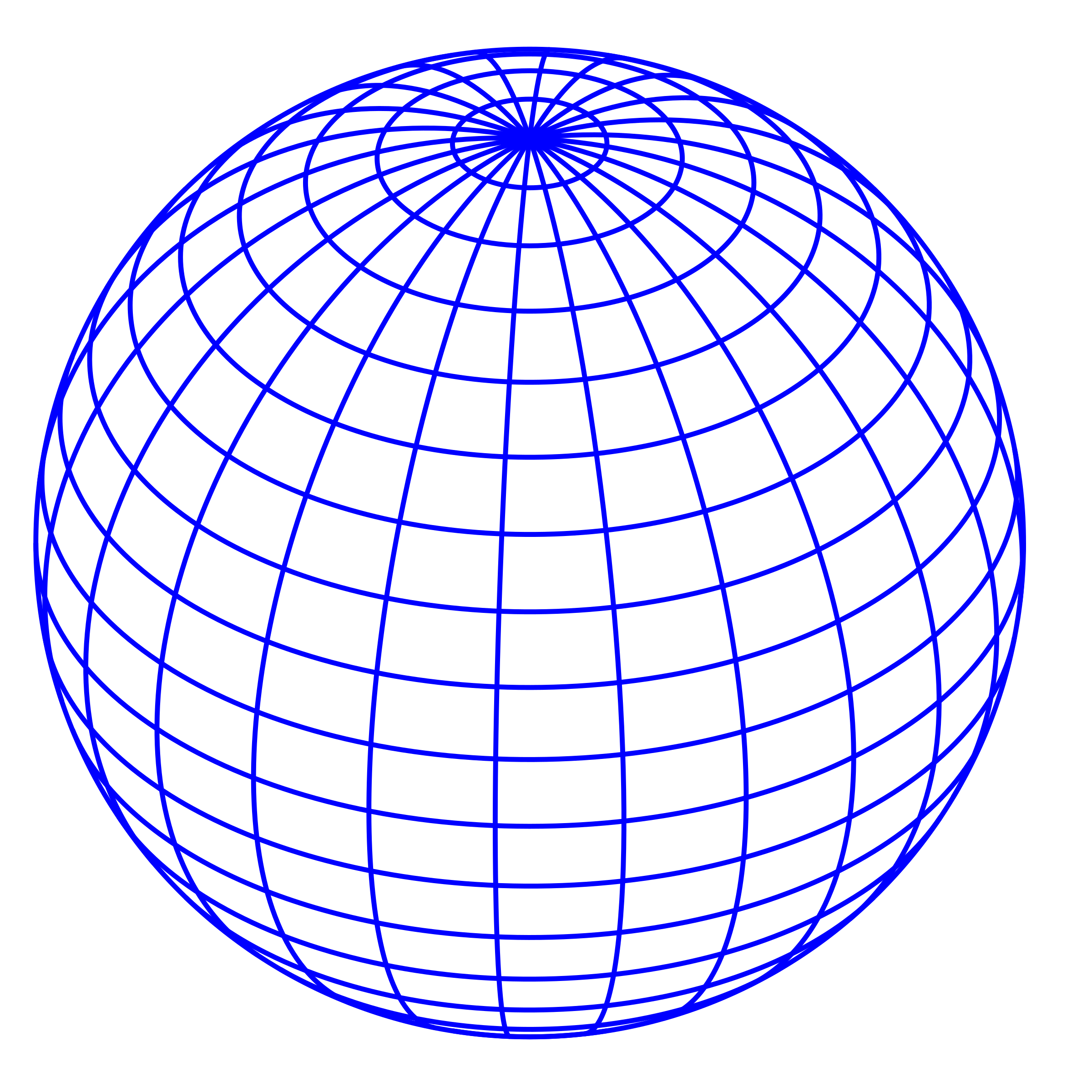 2400x2400 Vector Globe