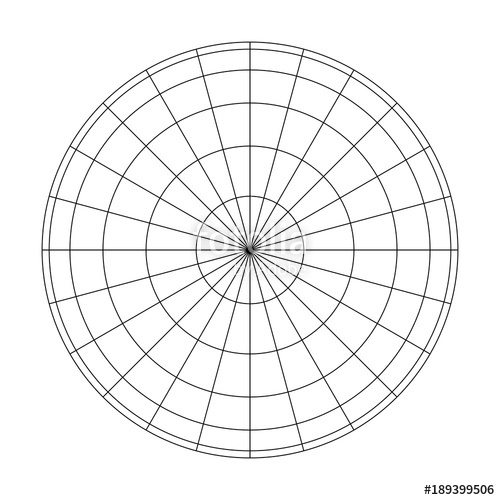 500x500 Earth Planet Globe Grid Of Meridians And Parallels, Or Latitude