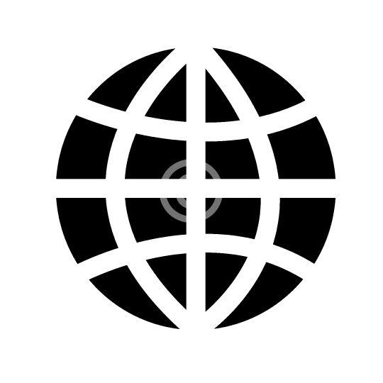 540x540 Globe Earth Icon Vector Illustration Icons Website