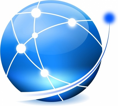 409x368 Vector Globe Icon Free Vector Download (23,612 Free Vector) For