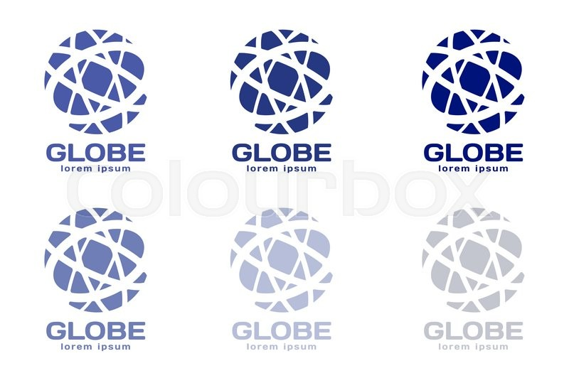 800x532 Globe Logo. Globe Icon. Globe Vector. Globe Illustration. Globe