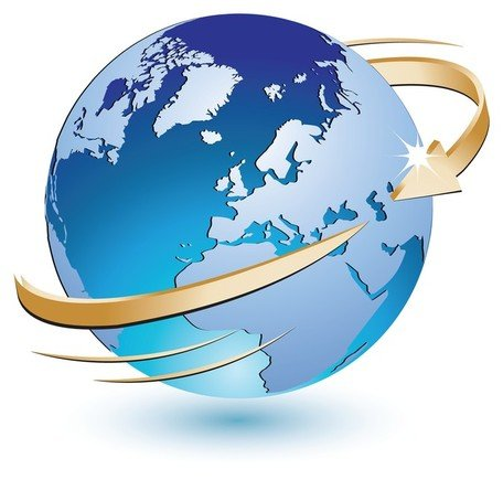 456x435 Free Globe Clipart And Vector Graphics