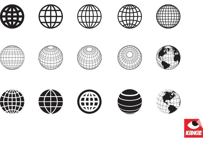 700x490 Globe Vectors Free Vector Art