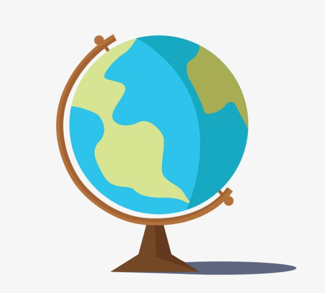 650x586 Vector Creative Flat Globe, Vector Globe, Flat Globe, Globe Png