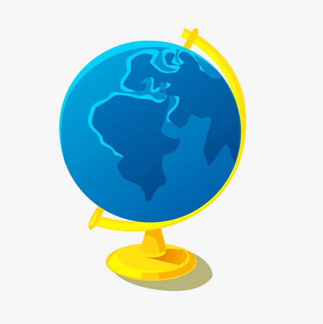 650x651 Globe Vector, Hand Painted Globe, Globe Png And Vector For Free