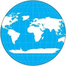 225x223 Globe Vector 2 Free Vector 4vector