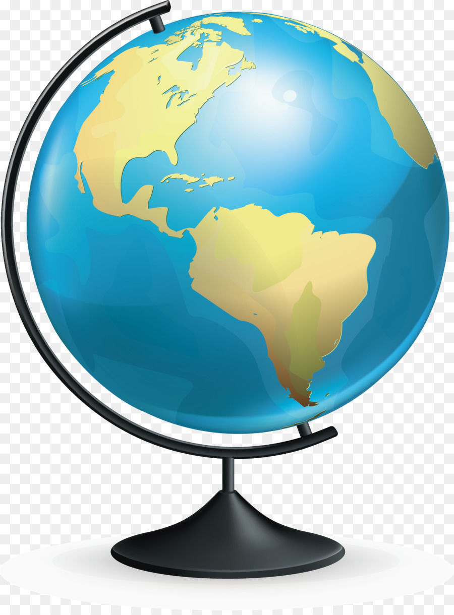 900x1220 World Globe Vector Free Download