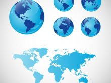 220x165 Free Vector Globe Globe Vectors Photos And Psd Files Free Download