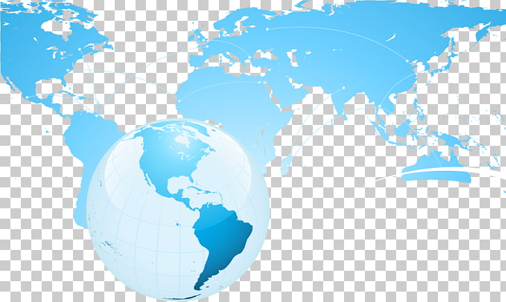 728x435 Earth World Map Globe, Blue Earth Png Clipart Free Cliparts Uihere