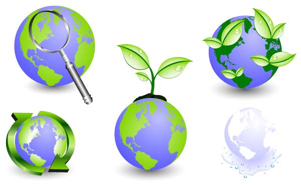 600x370 Free Free Eco Globe Icons Psd Files, Vectors Amp Graphics
