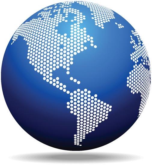 506x550 Globe Vector 11 An Images Hub