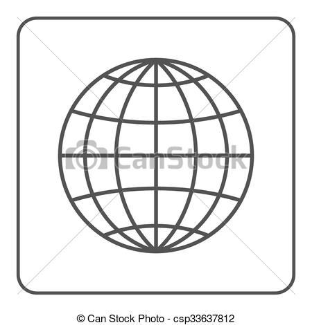 450x470 Globo Global, Tierra, Mundo, Icono. Mapa, Globo