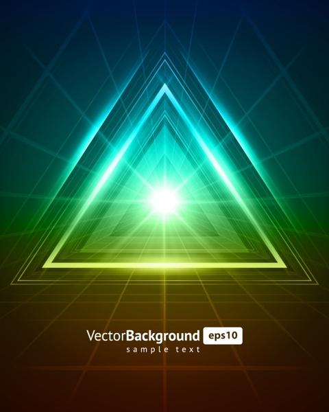 Glow Vector