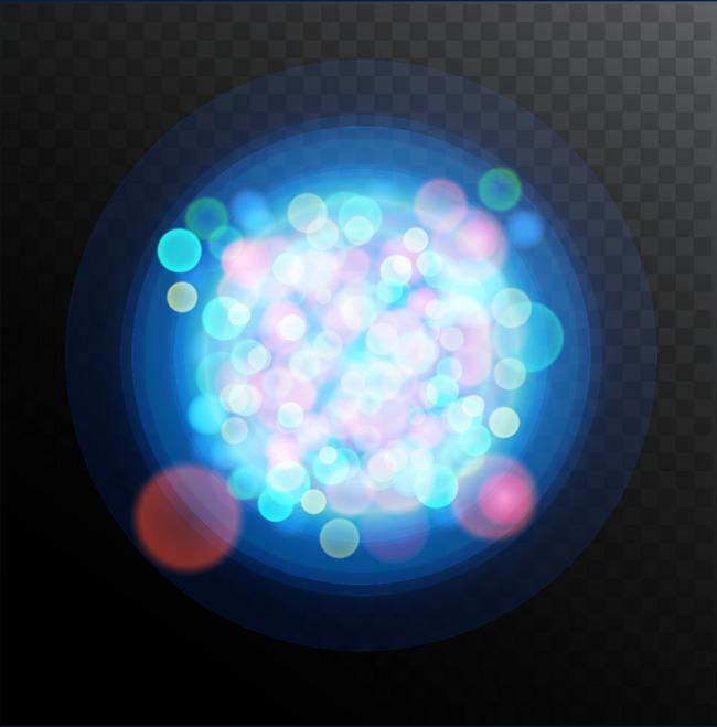 650x659 Glow Vector, Gradient Spot Background, Gradient, Light Spot Png