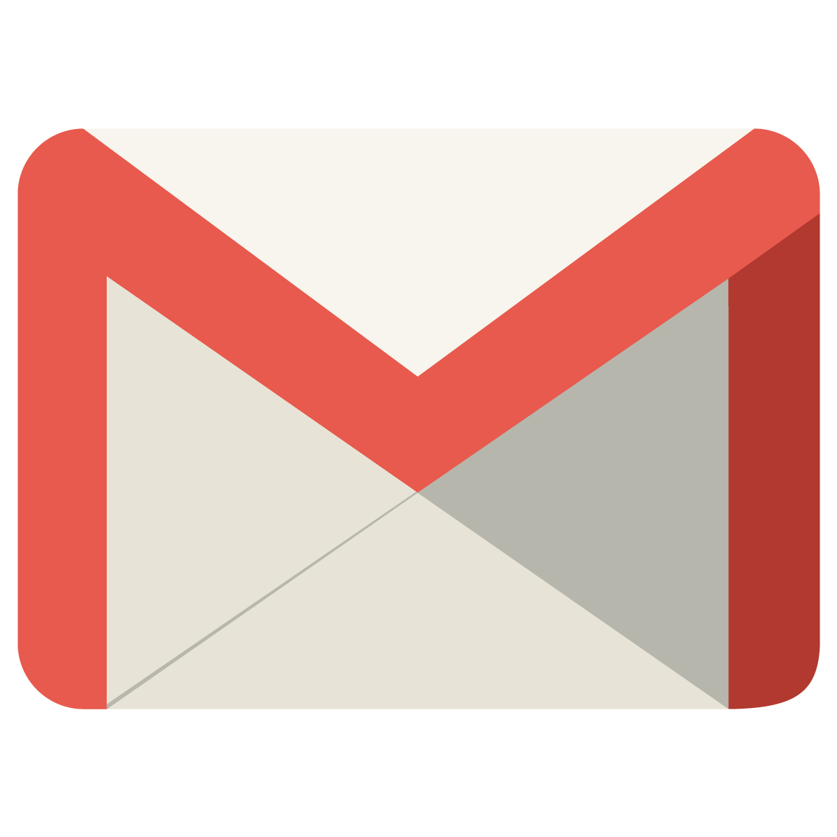 1200x1200 Gmail Icon Logo Vector Free Vector Silhouette Graphics Ai Eps
