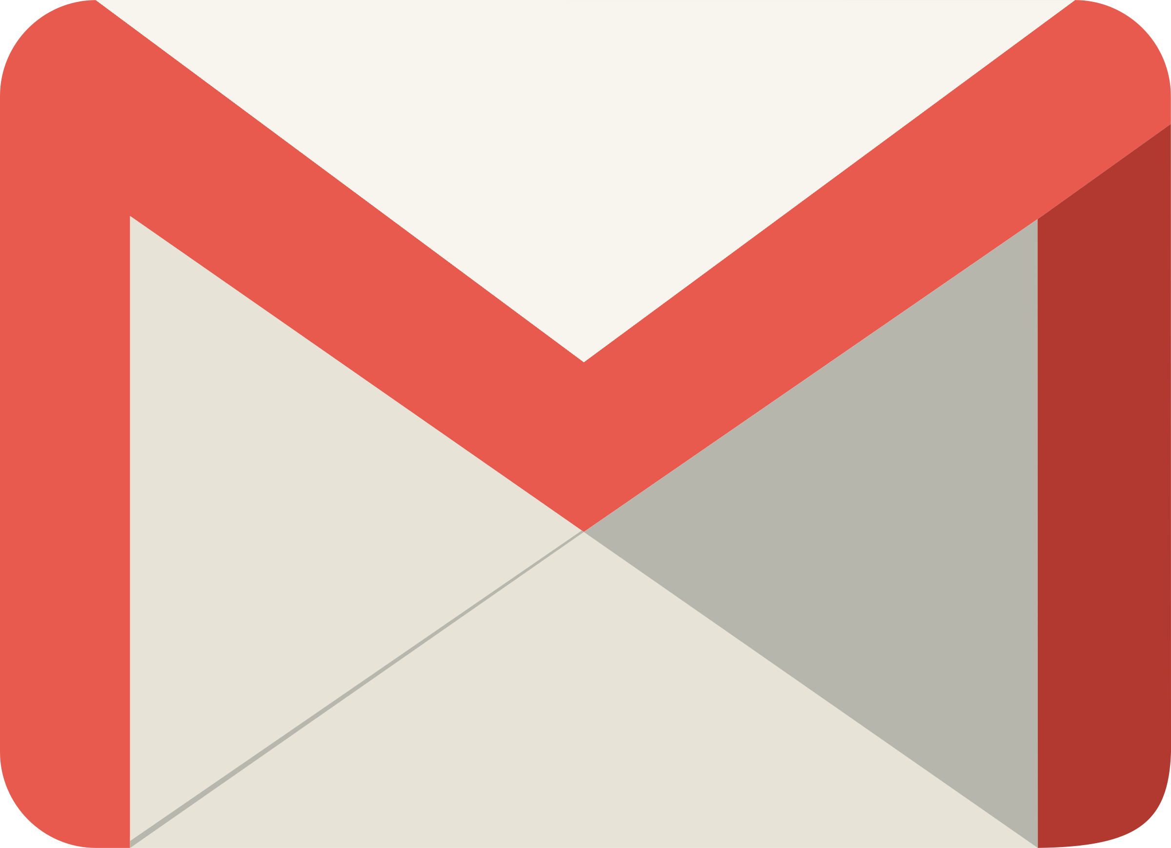 2400x1737 Gmail Icon Logo Png Transparent Amp Svg Vector