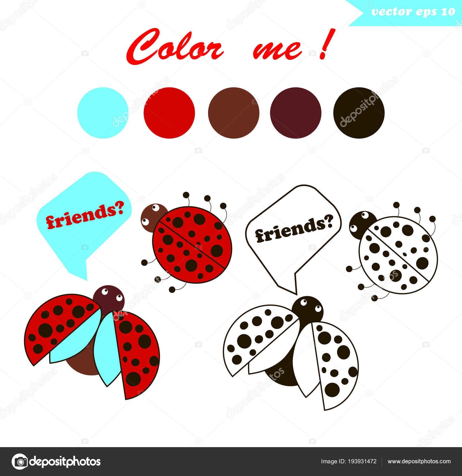 1600x1649 Ladybug Coloring Book New Ladybug Coloring Book Stock Vector