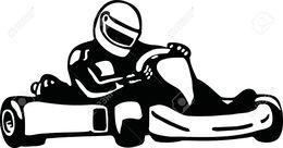 260x136 Download Go Kart Bike Vector Clipart Go Kart Kart Racing