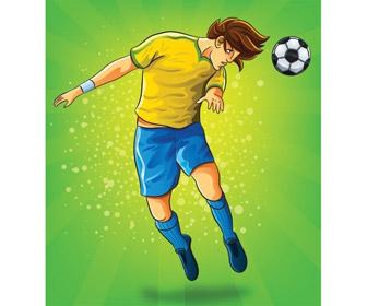 336x280 Soccer Head Shot Goal Vector Free Vectors Ui Download