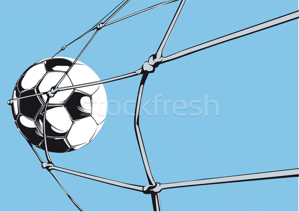 600x425 Shot On Goal Vector Illustration Mutschler (Cundm
